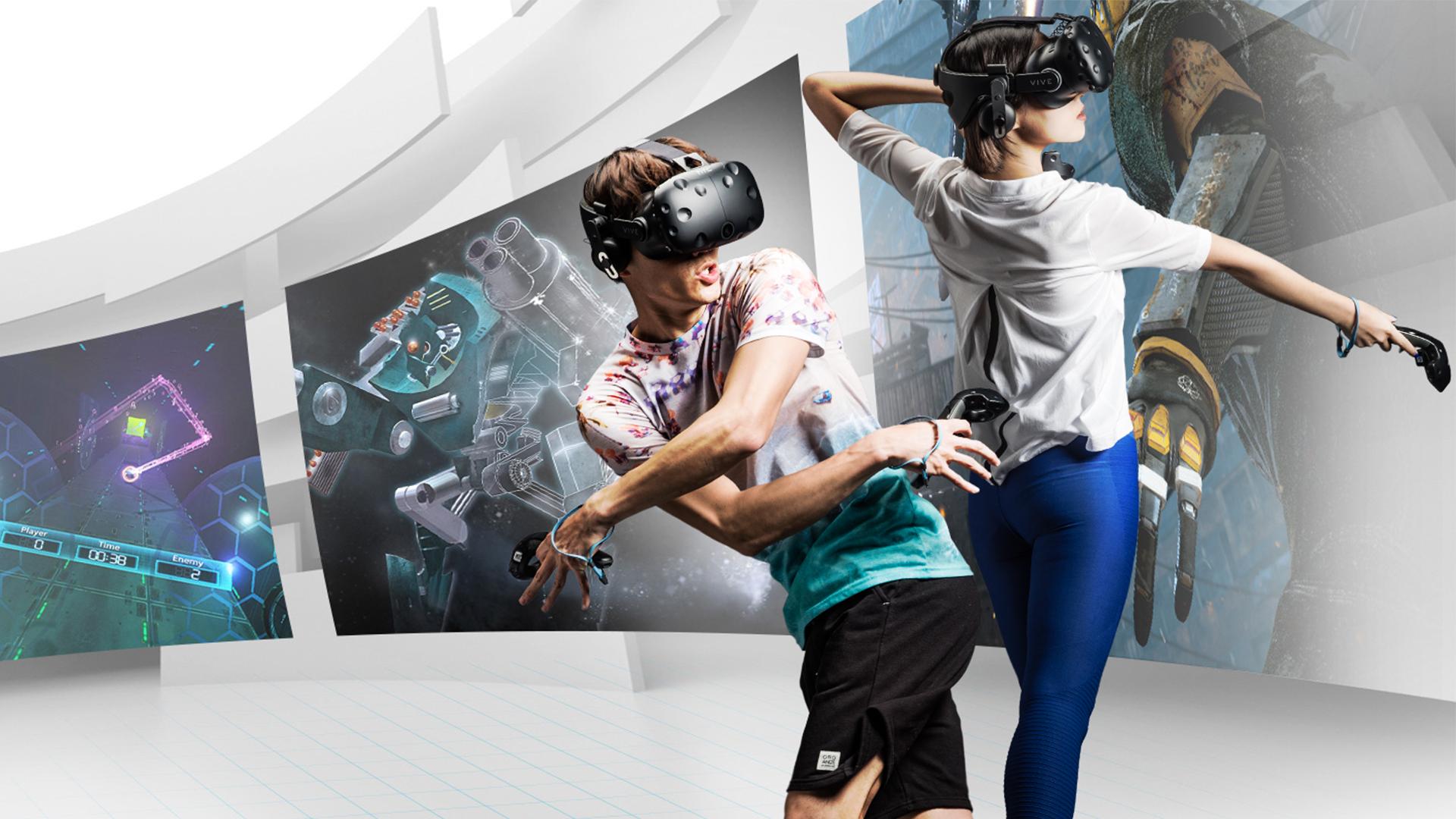Service_VR_Virtual Reality 3D